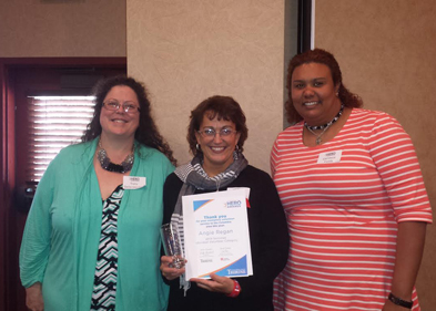 Angie Local Volunteer of the Year